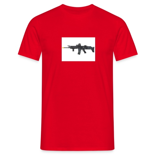 airsoft pull - T-shirt Homme
