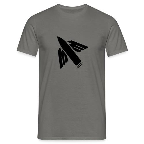 Ilmatorjuntamies - Miesten t-paita