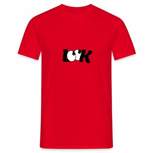 LOOK - Koszulka męska