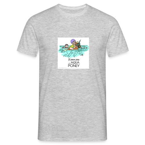 monde de nadoo aqua poney - T-shirt Homme