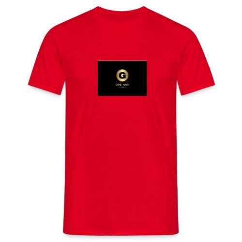 gog - T-skjorte for menn