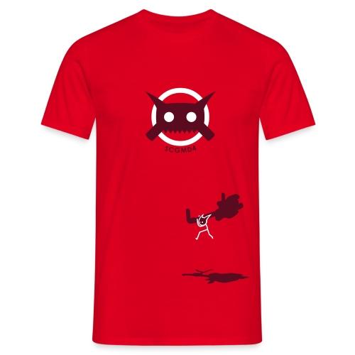The Beast - Men's T-Shirt