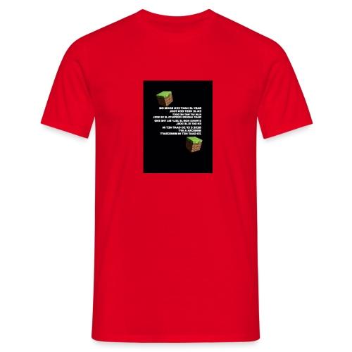 besef - Mannen T-shirt