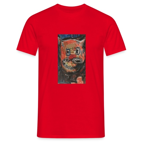 Loup Love - T-shirt Homme