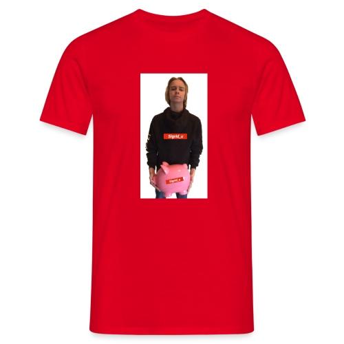 Sigrid_uPhotoTee - T-skjorte for menn