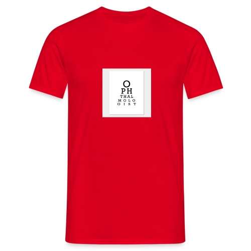 Silmälääkäri - Miesten t-paita