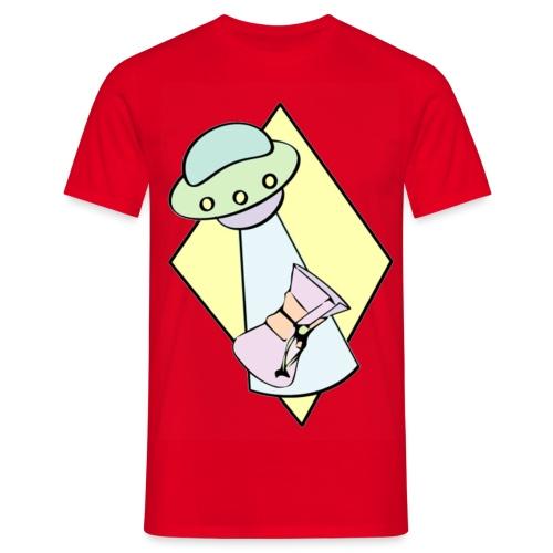 Psychedelic Coffee - Camiseta hombre