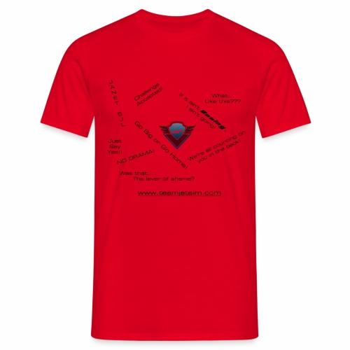 TJS TS - Men's T-Shirt
