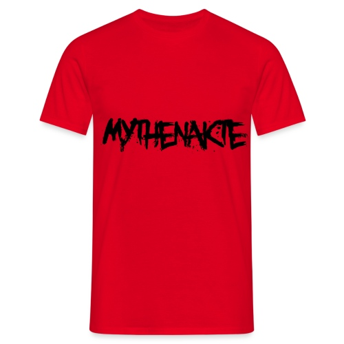 mythenakte - Männer T-Shirt