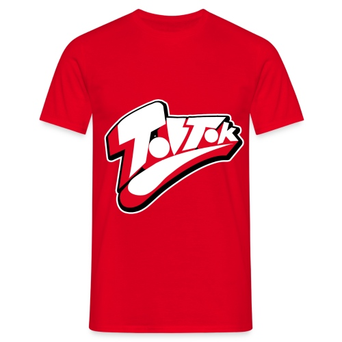 keepcalmTOBTOK2 copy png - Men's T-Shirt