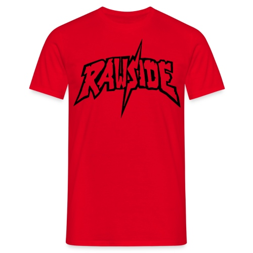 Rawside - Männer T-Shirt