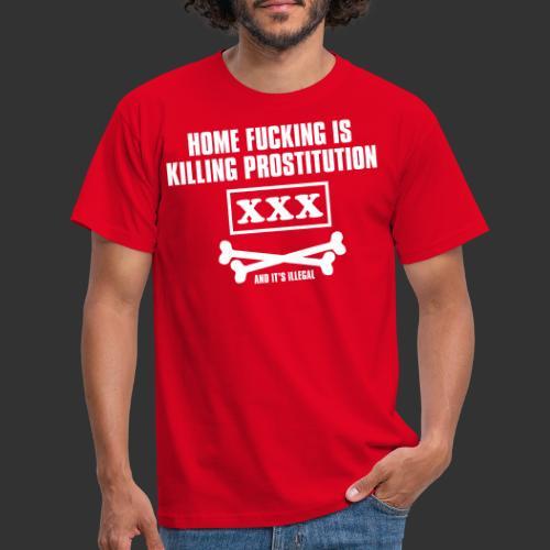 homefucking - T-shirt herr