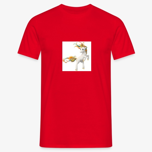 Love Unicorn - Männer T-Shirt