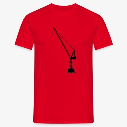 kraan - Mannen T-shirt