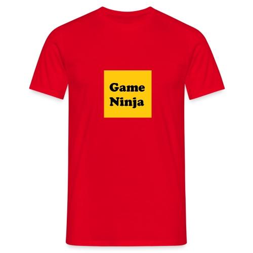 GN png - T-skjorte for menn