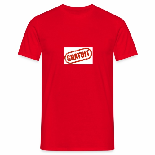 Logo Gratuit - T-shirt Homme
