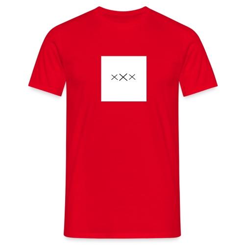 xxx2 - Männer T-Shirt