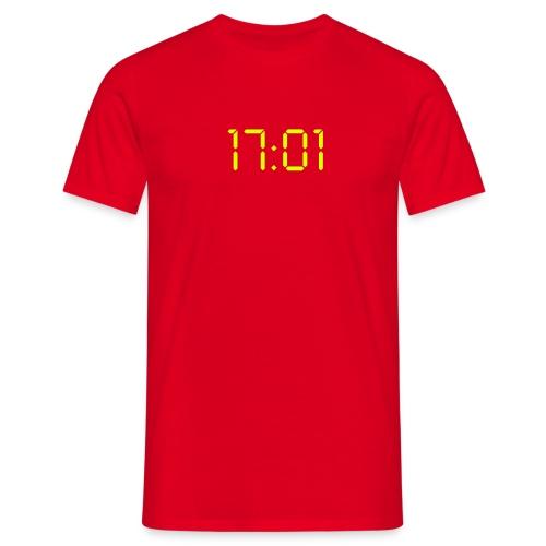 17:01 - Männer T-Shirt