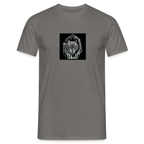 Crystal Wolf - Men's T-Shirt