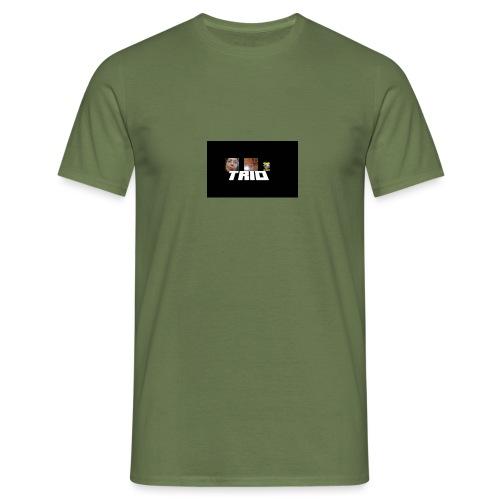 TRIO - Maglietta da uomo