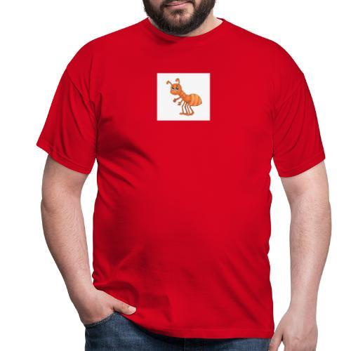 T-Shirts und Blusen mit Ameise - Männer T-Shirt