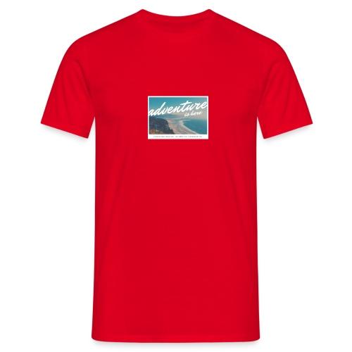 Reisen - Männer T-Shirt