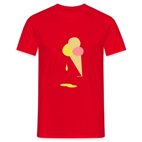 ijsje - Mannen T-shirt