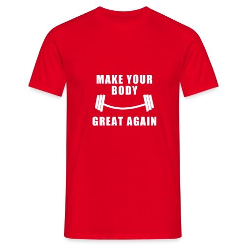 MYBGA 00 B - T-shirt Homme