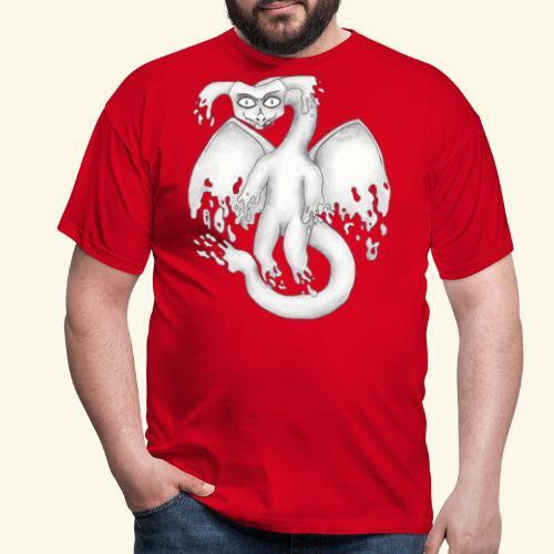 Spökdrake - T-shirt herr