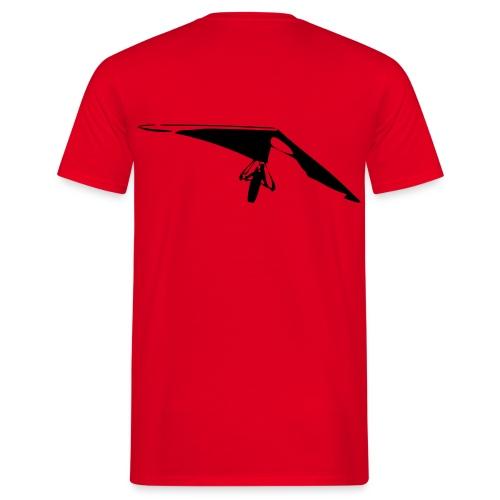 Hangliding - Männer T-Shirt