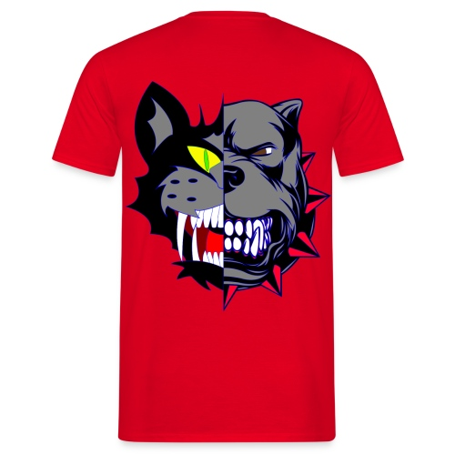 Catz Dog - T-shirt Homme
