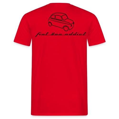 addictblanc - T-shirt Homme