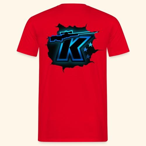 Kivvix Logo 2020 - T-shirt herr
