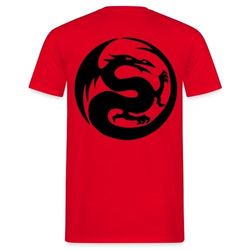 dragon spreadshirt - Männer T-Shirt