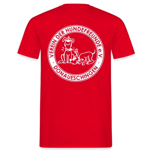 vdh - Männer T-Shirt