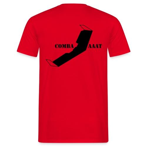 Combat Nuri - Männer T-Shirt