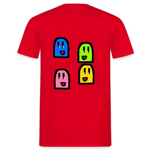 pixelspoeken - T-shirt herr