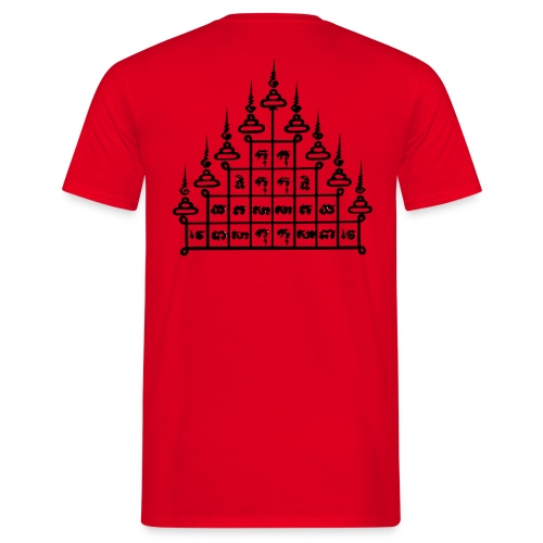 Karma Thailand - Maglietta da uomo