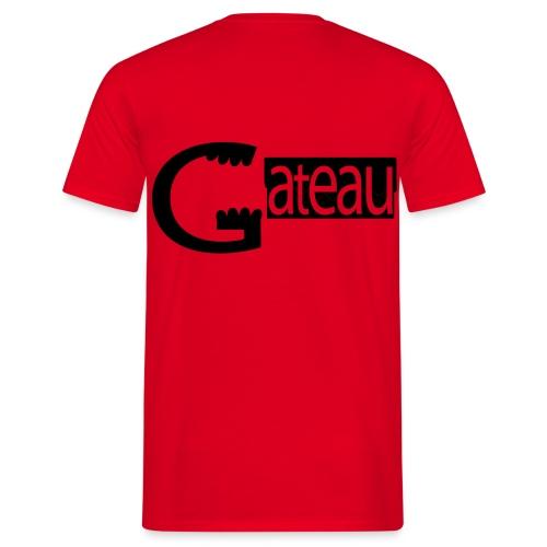 Gateau - T-shirt Homme