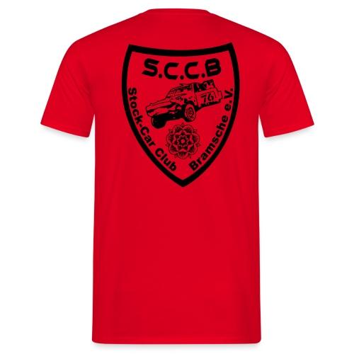 stock car club logo neu - Männer T-Shirt