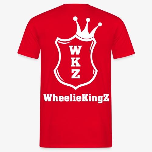 WheelieKingZ - Männer T-Shirt