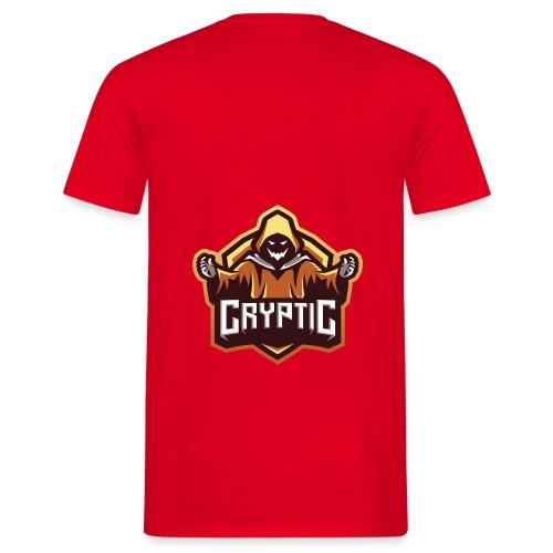 Cryptic t paita - Miesten t-paita