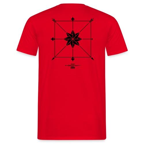 Dussack Cuts Meyer 1 - Männer T-Shirt