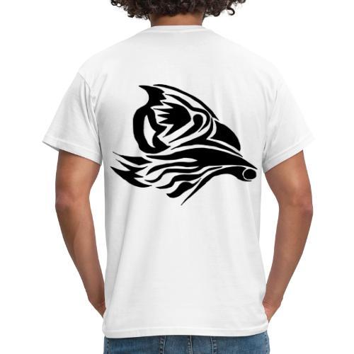 Aigle Abstrait - T-shirt Homme