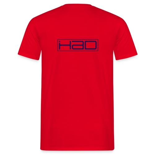 ihad ohne url 22 5x22 5 vector - Männer T-Shirt
