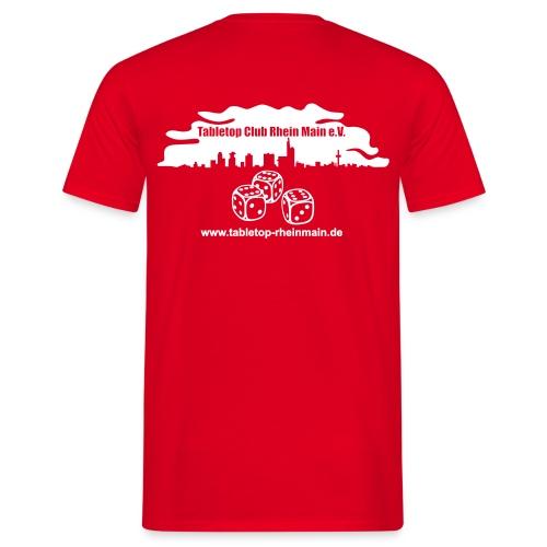 tabletop rhein main final2 - Männer T-Shirt