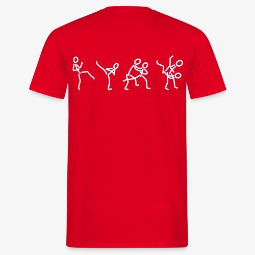 iYpsilon Kampfgruppe - Männer T-Shirt