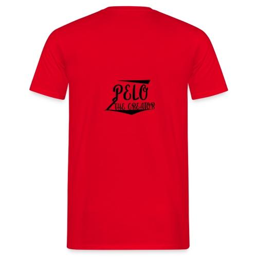PeloTheCreator - Men's T-Shirt