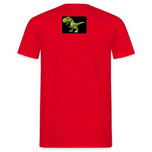 rexgaming900 LOGO - Men's T-Shirt