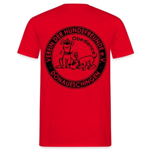 vdh obedience - Männer T-Shirt